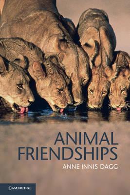 Animal Friendships (Paperback)