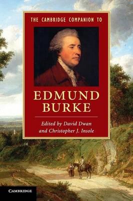 The Cambridge Companion to Edmund Burke - Cambridge Companions to Literature (Paperback)
