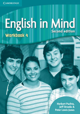 English in Mind Level 4 Workbook (Paperback)