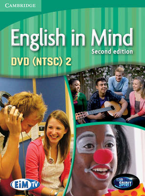 English in Mind Level 2 DVD (NTSC) (DVD video)