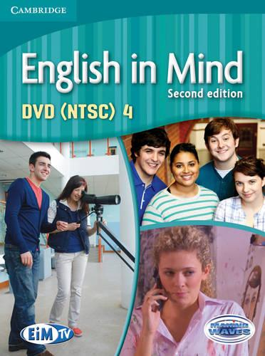 English in Mind Level 4 DVD (NTSC) (DVD video)