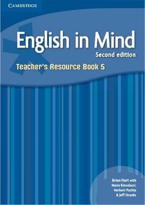 English in Mind Level 5 Teacher's Resource Book (Spiral bound)