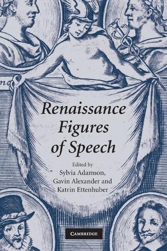 Renaissance Figures of Speech (Paperback)
