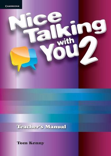 Nice Talking With You Level 2 Teacher's Manual (Paperback)