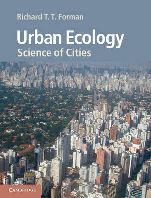 Urban Ecology: Science of Cities (Paperback)