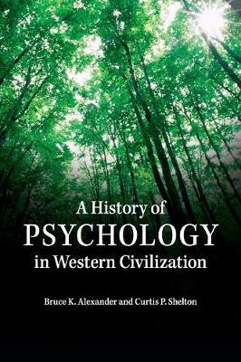 A History of Psychology in Western Civilization (Paperback)