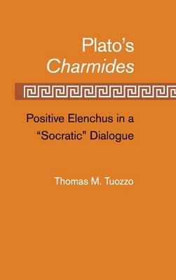Plato's Charmides: Positive Elenchus in a 'Socratic' Dialogue (Hardback)