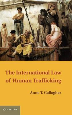 The International Law of Human Trafficking (Hardback)
