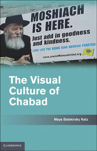 The Visual Culture of Chabad (Hardback)