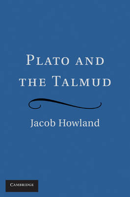Plato and the Talmud (Hardback)