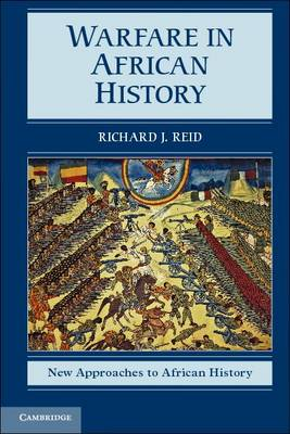 Warfare in African History - New Approaches to African History 6 (Hardback)