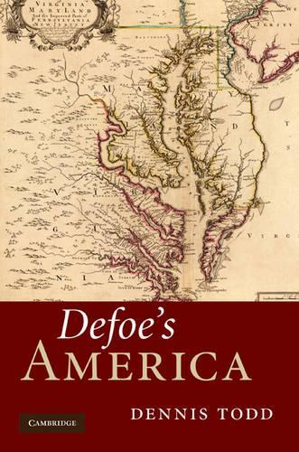 Defoe's America (Hardback)