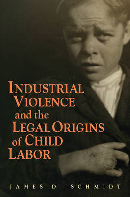 Industrial Violence and the Legal Origins of Child Labor - Cambridge Historical Studies in American Law and Society (Hardback)