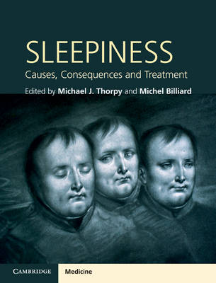 Sleepiness: Causes, Consequences and Treatment (Hardback)