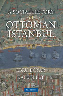 A Social History of Ottoman Istanbul (Hardback)