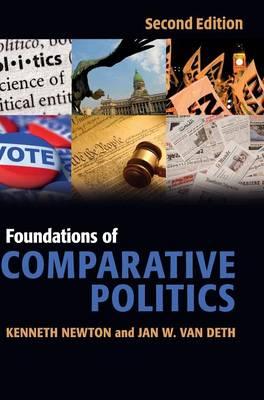 Cambridge Textbooks in Comparative Politics: Foundations of Comparative Politics (Hardback)