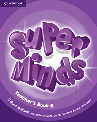 Super Minds Level 6 Teacher's Book (Paperback)