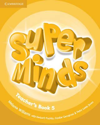 Super Minds Level 5 Teacher's Book (Paperback)
