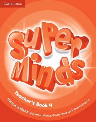 Super Minds Level 4 Teacher's Book (Paperback)