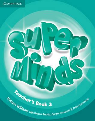 Super Minds Level 3 Teacher's Book (Paperback)