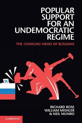 Popular Support for an Undemocratic Regime: The Changing Views of Russians (Paperback)