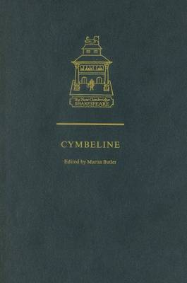 Cymbeline - The New Cambridge Shakespeare (Hardback)