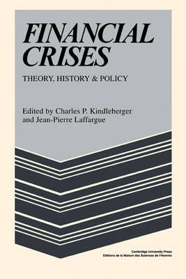 MSH: Colloques: Financial Crises (Hardback)