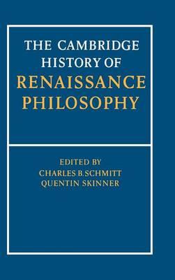 The Cambridge History of Renaissance Philosophy (Hardback)