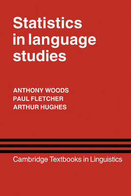 Cambridge Textbooks in Linguistics: Statistics in Language Studies (Hardback)