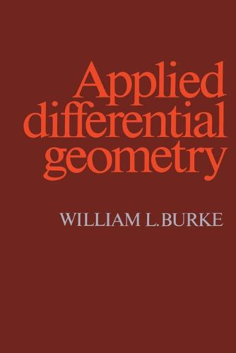 Applied Differential Geometry (Paperback)