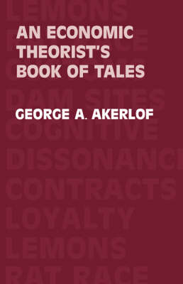 An Economic Theorist's Book of Tales (Paperback)