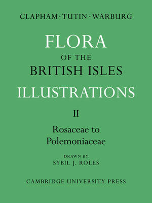 Flora of the British Isles: Flora of the British Isles Rosaceae-Polemoniaceae Pt. 2 - Flora of the British Isles 4 Volume Paperback Set (Paperback)