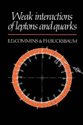 Weak Interactions of Leptons and Quarks (Paperback)
