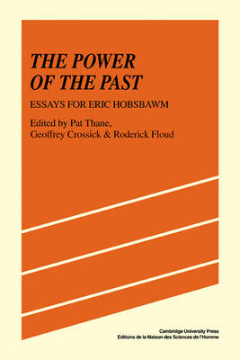 The Power of the Past: Essays for Eric Hobsbawm (Paperback)