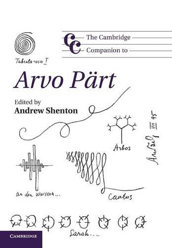 Cambridge Companions to Music: The Cambridge Companion to Arvo Part (Paperback)