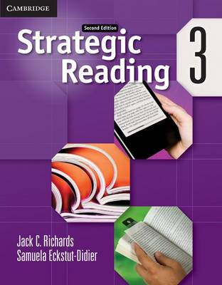 Strategic Reading Level 3 Student's Book (Paperback)