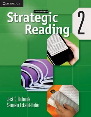 Strategic Reading Level 2 Student's Book (Paperback)