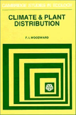 Climate and Plant Distribution - Cambridge Studies in Ecology (Paperback)