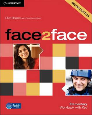 face2face Elementary Workbook with Key (Paperback)