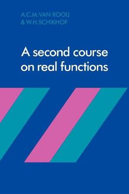 A Second Course on Real Functions (Paperback)