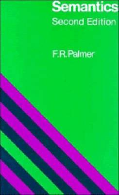 Semantics (Paperback)