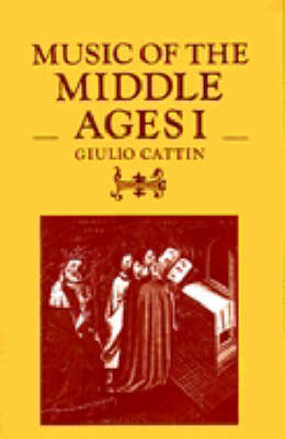 Music of the Middle Ages: Volume 1 (Paperback)