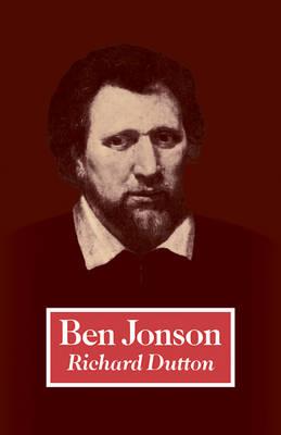 Ben Jonson: To the First Folio - British and Irish Authors (Paperback)