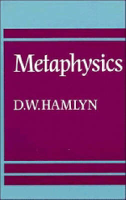 Metaphysics (Paperback)