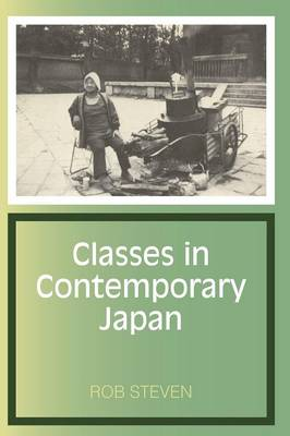 Classes in Contemporary Japan (Paperback)
