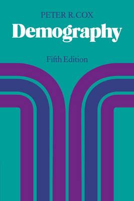 Demography (Paperback)