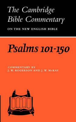 Cover Cambridge Bible Commentaries: Old Testament 32 Volume Set: Psalms 101-150 - Cambridge Bible Commentaries on the Old Testament