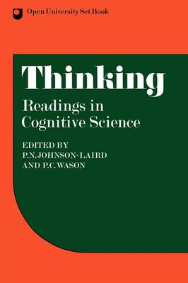 Thinking: Readings in Cognitive Science (Paperback)
