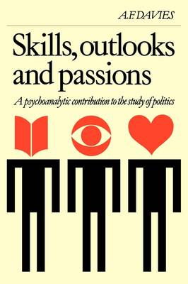 Skills Outlooks and Passions (Paperback)