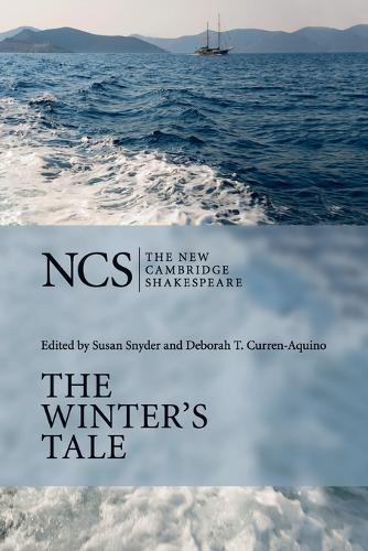 The Winter's Tale - The New Cambridge Shakespeare (Paperback)